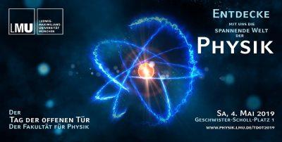 Entdecke mit uns die spannende Welt der Physik