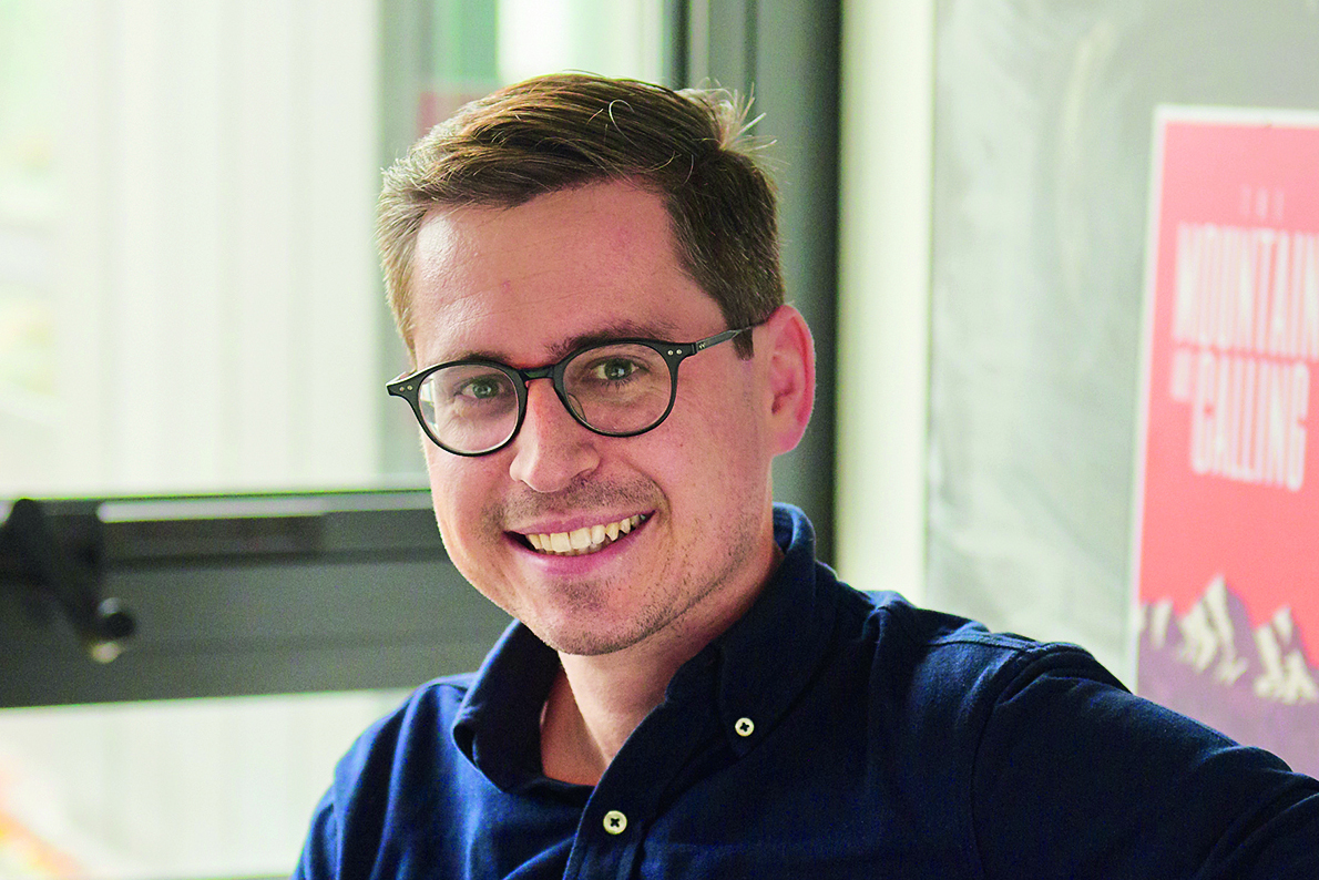 Prof. David Egger